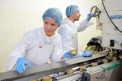 Sprzątanie w przemyśle spożywczym